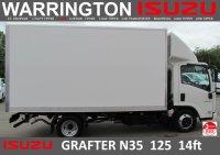 Isuzu Trucks Grafter N35.125 T LWB Box BRAND NEW 4.2 Metre Box 373.69 + VAT P/M