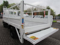 Isuzu Trucks N75.190 E 7,500kg INSULATED TIPPER