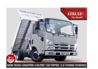 Isuzu Trucks N35-T Grafter - BRAND NEW TIPPER 292.53 + VAT P/M