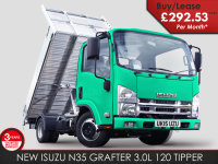 Isuzu Trucks N35-T Tipper