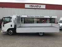 Isuzu Trucks N35.125 LWB 15FT SCAFFOLD DROPSIDE BRAND NEW - ONLY 281 + VAT P/M