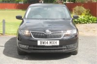 skoda Rapid 1.2 TSI (105 PS) Black Edition