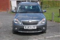 skoda Roomster 1.6TDI (105bhp) Scout
