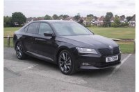 skoda Superb 2.0 TDI (150ps) SportLine DSG