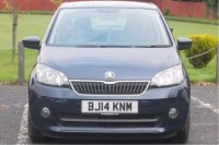 skoda Citigo 1.0 MPI (60PS) Elegance Green Tech