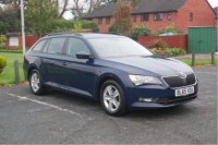 skoda Superb 1.4 TSI (125ps) S
