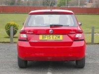 skoda Fabia 1.0 MPI (60ps) S (s/s) 5-Dr Hatchback