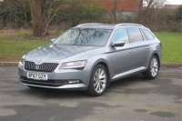 skoda Superb 2.0 TDI 150ps SE L Executive DSG 5Dr Estate