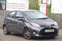 Toyota Yaris 1.33 VVT-i Excel 5dr CVT