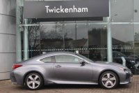 Lexus Rc 300h 2.5 Luxury 2dr CVT Auto