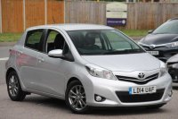 Toyota Yaris 1.4 D-4D Icon+ 5dr
