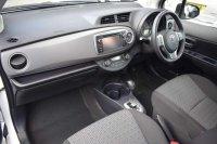 Toyota Yaris 1.33 VVT-i Icon+ 5dr Multidrive S