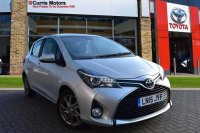 Toyota Yaris 1.33 VVT-i Excel 5dr