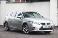 Lexus CT 200h 1.8 Advance Plus 5dr CVT Auto