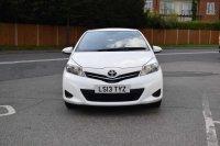 Toyota Yaris 1.33 VVT-i TR 5dr Multidrive S