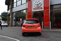 Toyota Yaris 1.5 Hybrid Orange Edition 5dr CVT