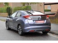Honda Civic I-VTEC SE PLUS