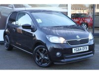 skoda Citigo BLACK EDITION