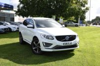 Volvo XC60 D5AWD R-Design Lux Nav Automatic