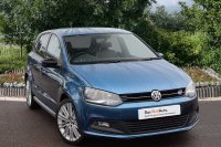 Volkswagen Polo 1.4 TSI ACT BlueGT 5dr