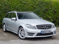 Mercedes-Benz C Class C250 CDI AMG SPORT EDITION PREMIUM PLUS
