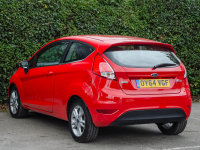 Ford Fiesta 1.0 EcoBoost Zetec 3dr 1 OWNER FROM NEW