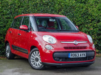 Fiat 500L 1.3 Multijet 85 Pop Star 5dr 1 OWNER FROM NEW