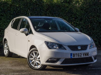 SEAT Ibiza 1.4 SE 5dr PAN ROOF 1 OWNER FROM NEW