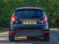 Ford Fiesta 1.4 Titanium 5dr 1 OWNER FROM NEW