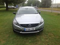 Volvo V60 D4 Cross Country SE Nav Manual (Winter pack and spare wheel)