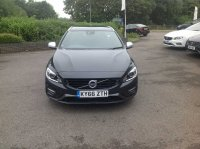 Volvo V60 D3 R-Design Lux Nav Automatic (Winter pack and spare wheel)