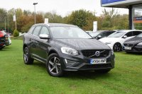 Volvo XC60 D5GAWD R-Design Lux Nav (Family pack and heated seats)