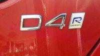 Volvo V40 D4 R-Design Manual