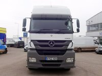 Mercedes-Benz Axor 2543 LS HRS, Long Distance Trim High Roof Sleeper Cab Package