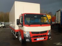 FUSO CANTER Canter TF 7C15 Duonic Single Cab
