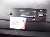 Mercedes-Benz Citan 109 CDI FRIDGE CONVERSION