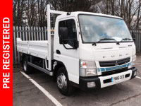 FUSO CANTER ECO HYBRID, DAY CAB, 7C15