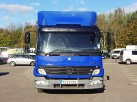 Mercedes-Benz Atego 815 DAY, FULLY EQUIPPED MOBILE SHOP