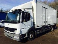 Mercedes-Benz Atego 1224LNR HUGE Distribution Trim Day Cab Package