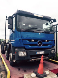 Mercedes-Benz Actros 3236K Construction Trim Day Cab Package