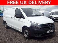 Mercedes-Benz Vito 114 BLUETEC Van Long