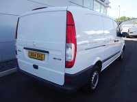 Mercedes-Benz Vito 113 CDI Van Long EU5