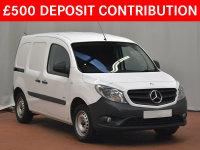 Mercedes-Benz Citan 109CDI Van Long EU5 FREE UK DELIVERY