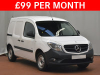 Mercedes-Benz Citan 109CDI Van Long EU5