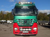 Mercedes-Benz Actros 2455LS Executive Trim MegaSpace Cab