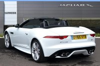 Jaguar F-TYPE 5.0 V8 Supercharged (550PS) R