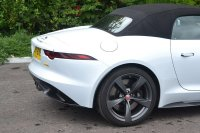 Jaguar F-TYPE 3.0 V6 Supercharged (400PS) 400 SPORT