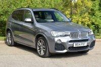 BMW X3 3.0TD M Sport SEMI-AUTO