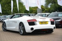 AUDI R8 Spyder 4.2 FSI quattro 430 PS 6 speed