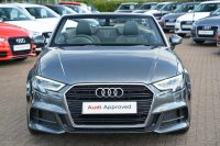 AUDI A3 Cabriolet S line 2.0 TDI 150 PS 6-speed